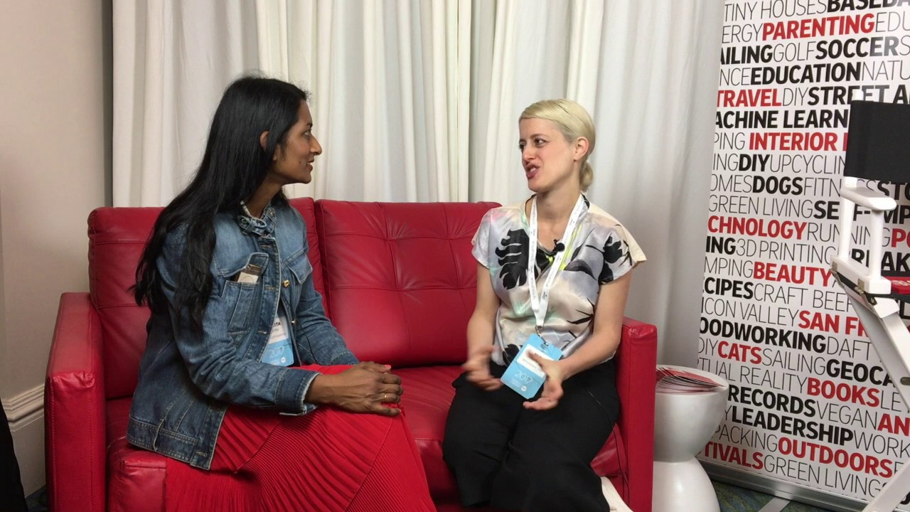 Mom 2.0 Summit Interview with Sunita Harley