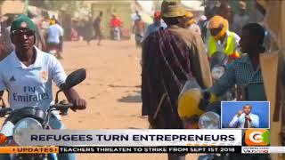 REFUGEES EMPIRE | Refugees turn entrepreneurs