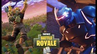 Fortnite Highlights/Funny clips #4 (Fortnite Battle Royal)