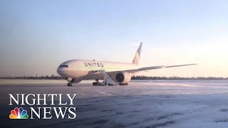 United Airlines Reviewing Flight That Left Passengers Stranded On Ground For Hrs | NBC Nightly News