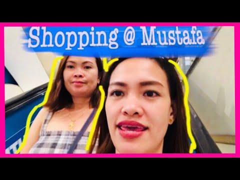 Mustafa Shopping Center I Cheapest Gold In SG