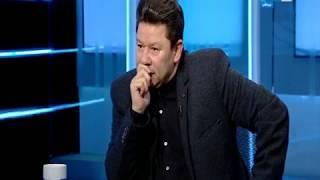 نمبر وان | ابراهيم فايق بيعلم رضا عبد العال اصول تقديم البرامج وازاي يطلع فاصل
