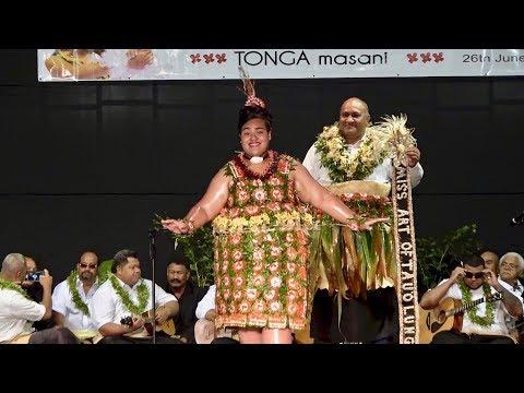 'Fuifui Kula' - Nina Celeste Kaufusi - Miss Art of Tau'olunga - Heilala Festival