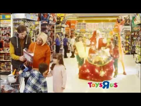 The Toys R Us Christmas TV Advert 2014