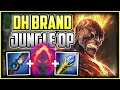 HOW TO PLAY BRAND JUNGLE   Best Build & Runes   Brand Commentary Guide - League of Legends