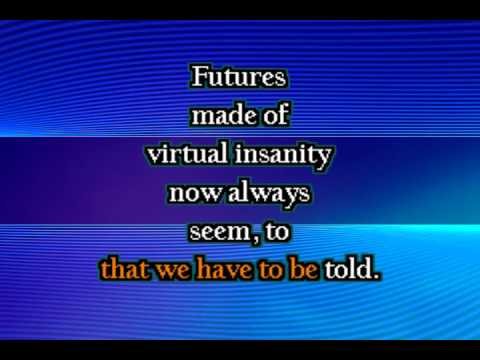 Jamiroquai   Virtual Insanity karaoke