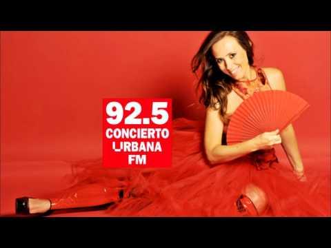 ENTREVISTA PARA RADIO 92.5 FM CONCIERTO URBANA - MONTEVIDEO (URUGUAY) | GABRIELA POCHINKI