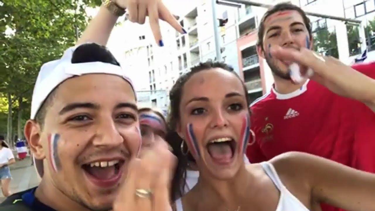 ⭐️⚽ MONTPELLIER, CHAMPIONS DU MONDE 2018 ⚽⭐️