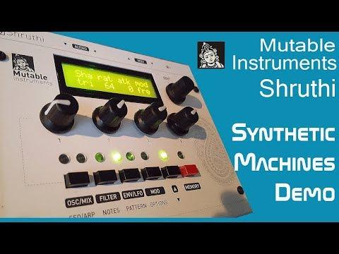 Mutable Instruments Shruthi