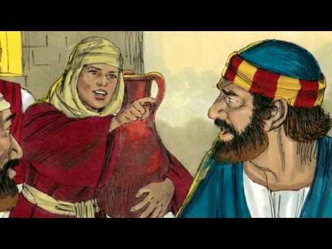 Nahuatl De La Huasteca Central Jesus Es Arrestado E Interrogado Marcos  Nch