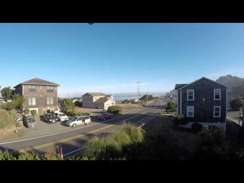 2015 Oregon Coast Beach House Time Lapse