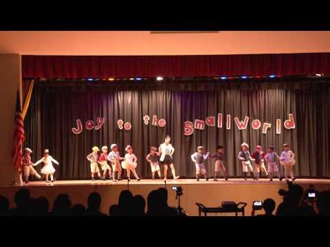Christmas Performance - Kindergarten 2013