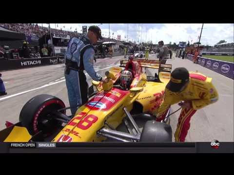 2017 Chevrolet Detroit Grand Prix Race 2