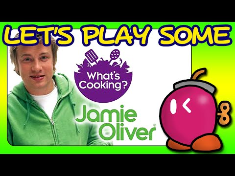 Let's Play Some WHAT'S COOKING WITH JAMIE OLIVER