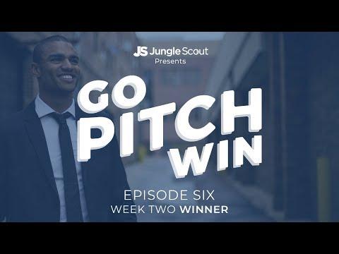 Go Pitch Win Week 2 Winner - The Mason Jar Hand vs Sleepy Stroll