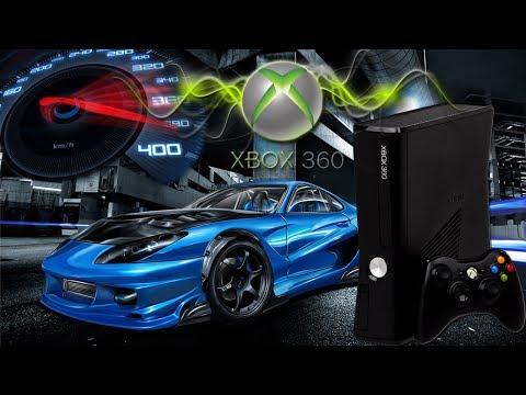 [X360] TOP 15 Racing Games / ТОП 15 Лучшие гонки для Xbox 360  #1