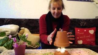 Teelichtofen Zuschauer Interview - Warum Kerzenheizung - Wie Heizen mit Kerzen - Wärme Lampe