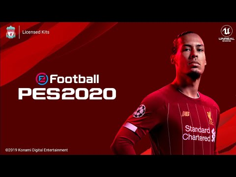 Efootball Pes 20 Mobile Patch Kits And Logos Android 4.0.1