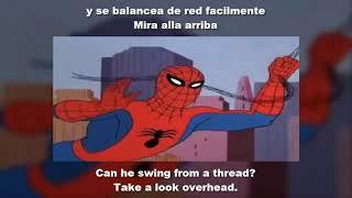 Spider Man Tema Original 1967 Subtitulado Español Lyrics Youtube