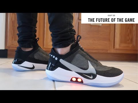download NIKE ADAPT BB UNBOXING REVIEW AND ON FEET