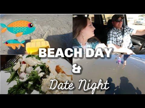 Beach Fun & Date Night!   Myrtle Beach Vacation 2019