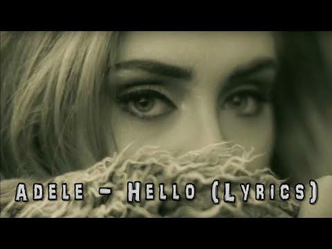Adele  Hello Lyrics