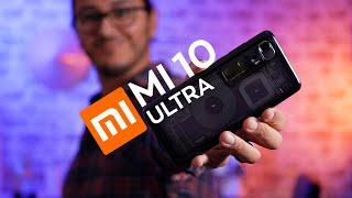 Xiaomi Mi 10 Ultra : Performance, Ecran 120hz , Recharge 120w, benchmarks antutu