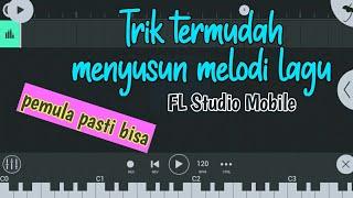 Cara mencari melodi lagu - Tutorial FL Studio Mobile