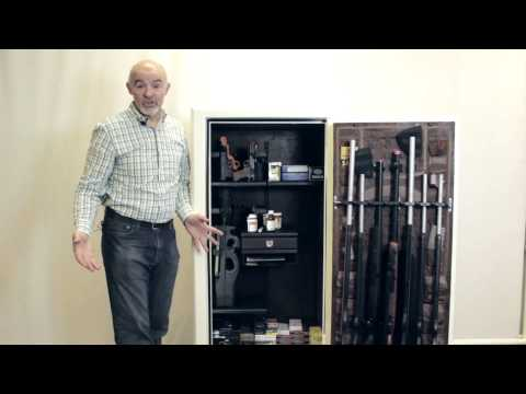 GUN SAFES - Must Watch Before Buying Part 2. INTERIOR
