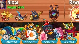 PvP Ranked Arena Battle! Angry Birds Epic - Part 333
