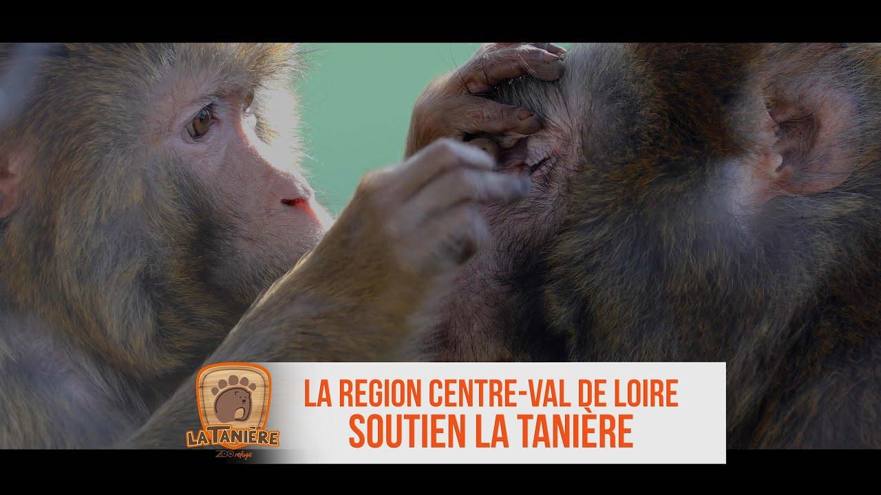 La Région Centre-Val de Loire soutien La Tanière