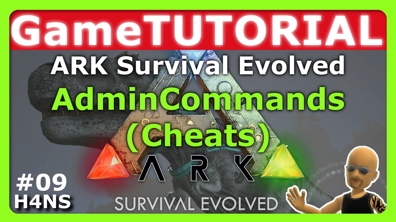Ark admin commands cheats tutorial xbox one 09 youtube malvernweather Image collections