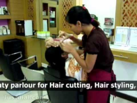 Ace Beauty Salon Interior Video Youtube