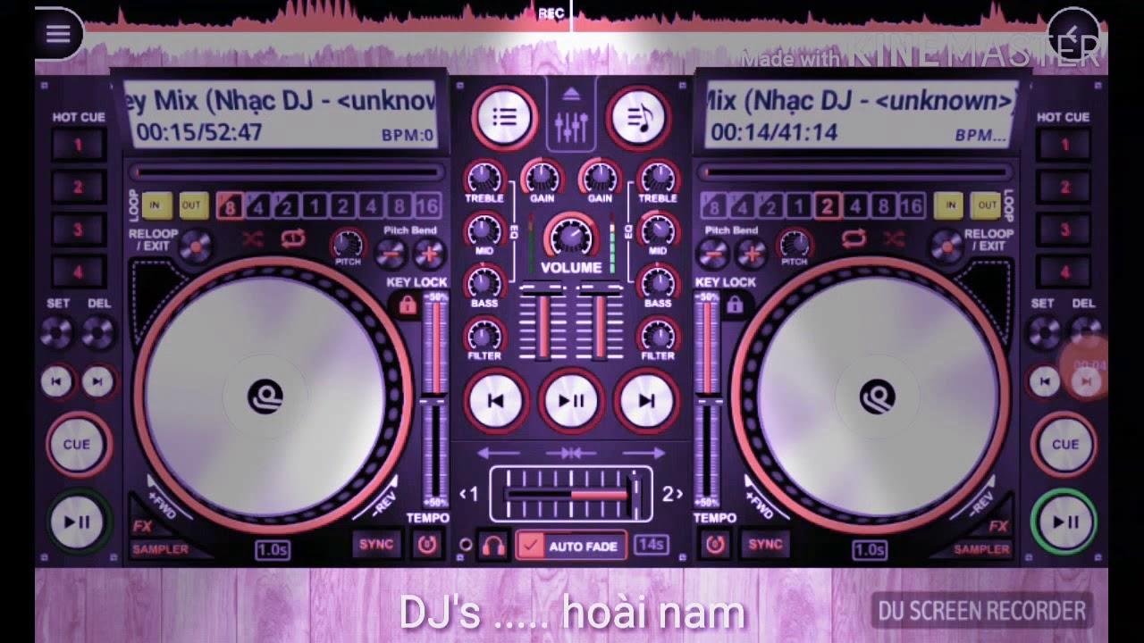 DJ's  hoài  nam