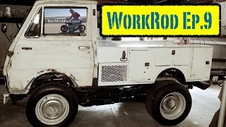 The WorkRod Ep.9 - aka Tiny Truck of Terror aka Kei Gasser