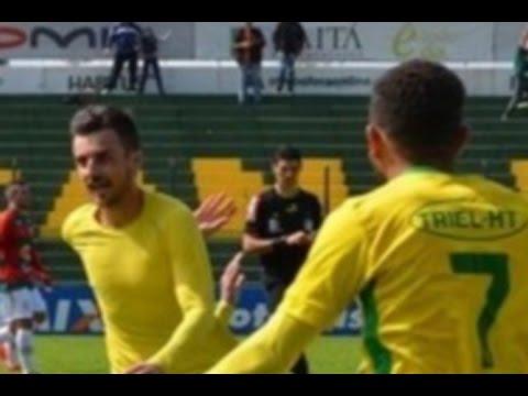 Ypiranga-RS 1 x 0 Portuguesa, Melhores Momentos - Série C 07/08/2016