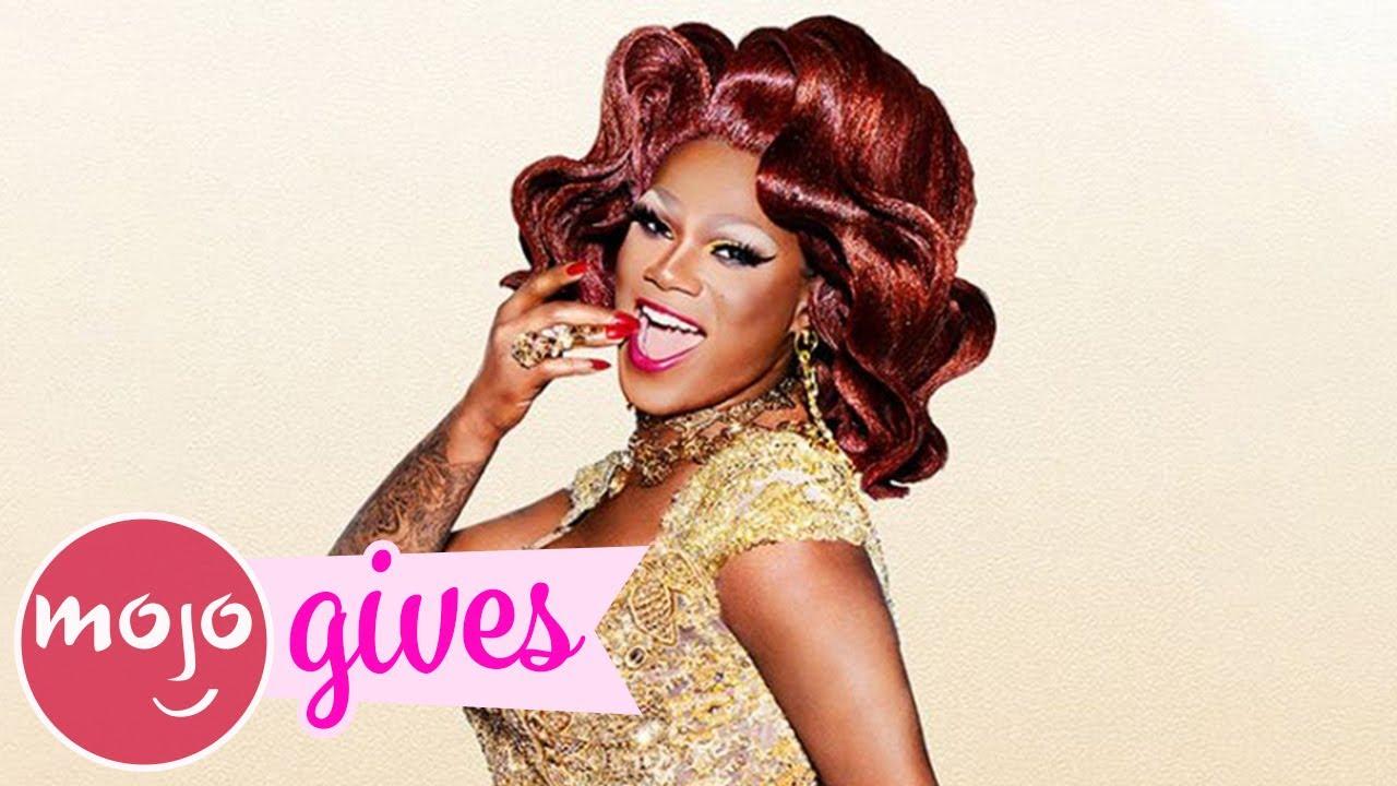 Top 10 Chi Chi DeVayne Moments on RuPaul's Drag Race