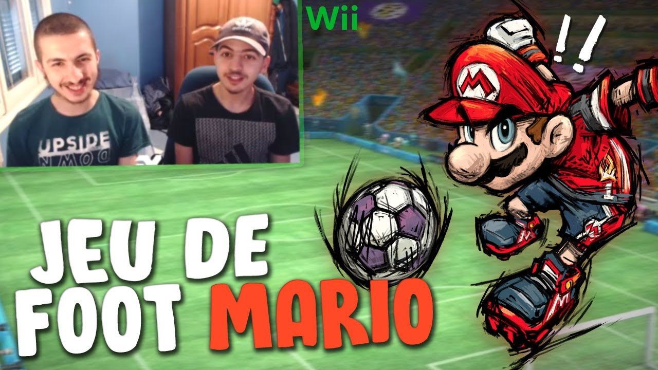 Un jeu de FOOT MARIO ! - Mario Strikers Charged Football
