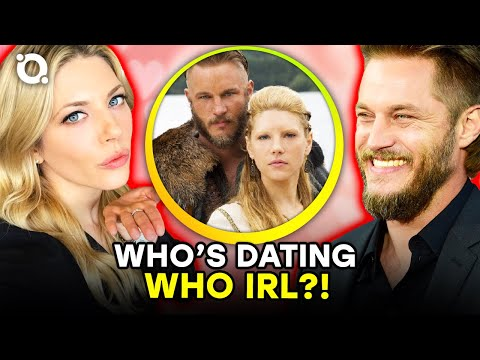 Vikings: The Real-life Partners Revealed  ⭐OSSA