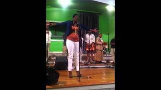 LeAndria Johnson- Soon A Will Be Done ( Bible Days Church)
