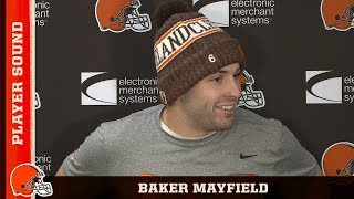 Baker Mayfield: You can always learn from your mistakes | Cleveland Browns