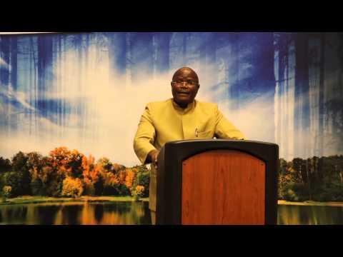 CPF Wangari Maathai Award 2014 - Ben Chikamai