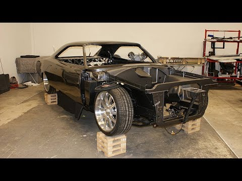 1970 Dodge Charger 572 HEMI Air Ride Build Project