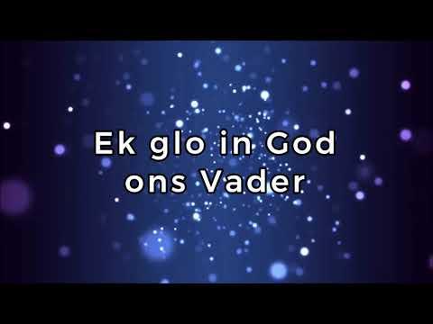 Hillsong Ek glo - Afrikaans Lyrics