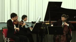 Schubert:  Notturno Op 148 , D  897 - Trio Bernstein