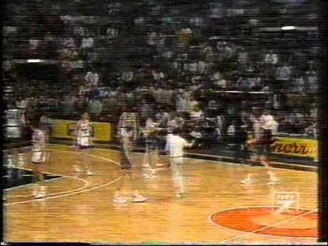 1990 Knorr Virtus Bologna vs Arimo Fortitudo Bologna r.s.