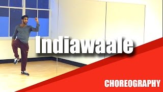 Indiawaale Dance - Choreography by Vishal Handa