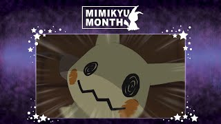 Mimikyu vs. Pikachu | Pokémon the Series: Sun & Moon-Ultra Adventures | Mimikyu Month