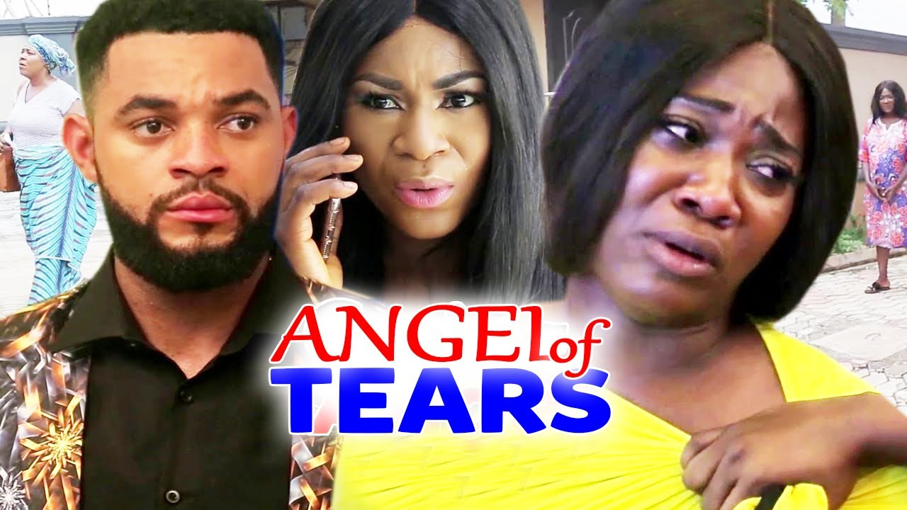 Download mercy Johnson the  angel of tears 2021 Nigeria Nollywood movie  mercy Johnson movies