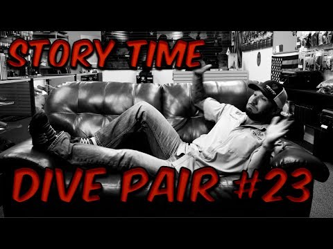 Story Time with Vigilance Elite (Navy SEAL Training, Dive Phase -  Dive Pair #23)